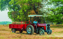 Massey Ferguson launches new entry-level tractors and implement range for Africa and Middle East